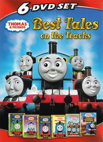 Thomas & Friends - Best Tales on the Tracks (Collector's Edition) (Boxset) DVD Movie