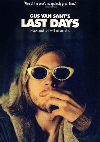 Gus Van Sant's Last Days DVD Movie