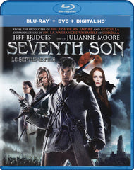Seventh Son (Blu-ray + DVD + Digital HD) (Blu-ray) (Bilingual)