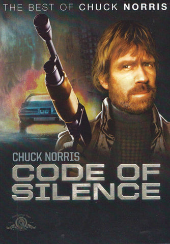 Code of Silence (Black Cover) DVD Movie