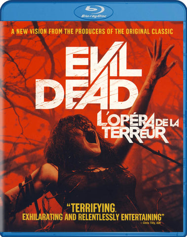 Evil Dead (Blu-ray) (Bilingual) BLU-RAY Movie