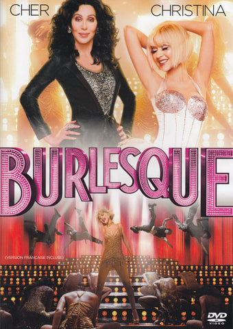 Burlesque (Bilingual) DVD Movie