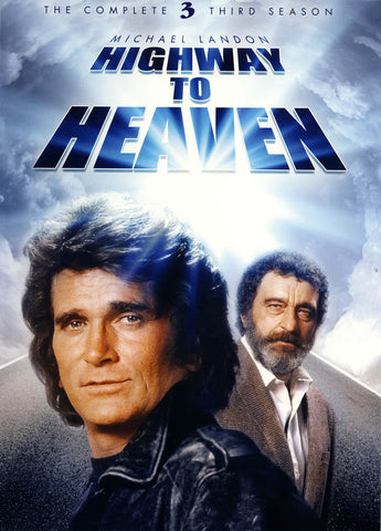 Highway To Heaven - The Complete Third Season (3) DVD Movie