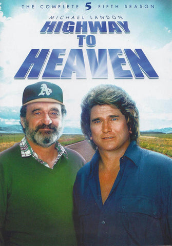 Highway to Heaven - The Complete Fifth Season (5) DVD Movie