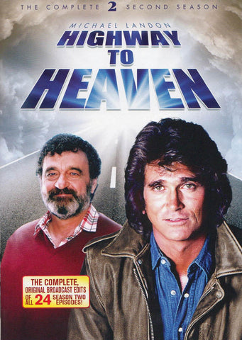 Highway to Heaven (The Complete Second Season (2) DVD Movie