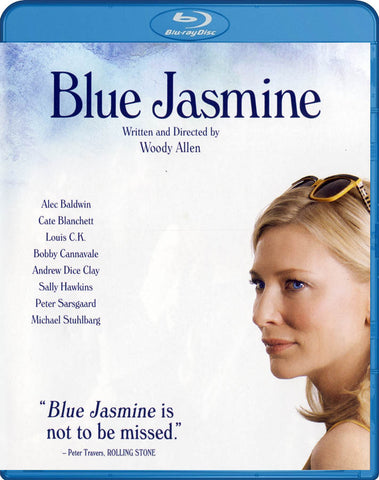 Blue Jasmine (Blu-ray + Digital HD with UltraViolet) (Blu-ray) BLU-RAY Movie