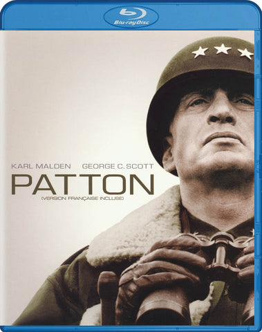 Patton (Bilingual) (Blu-ray) BLU-RAY Movie