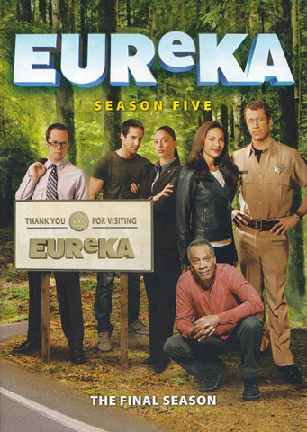 Eureka - Season 5 (Keepcase) DVD Movie