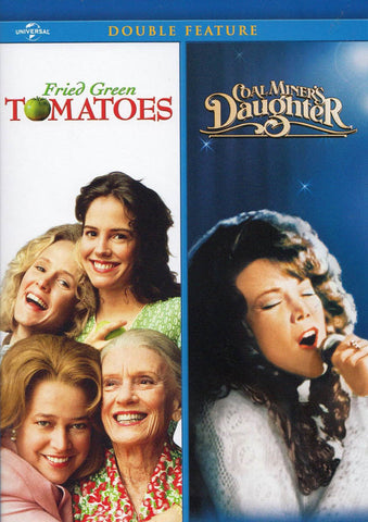 Fried Green Tomatoes / Coal Miner's Daughter DVD Movie