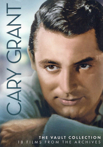 Cary Grant - The Vault Collection (Boxset) DVD Movie