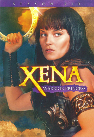 Xena: Warrior Princess - Season Six (6) (Boxset) DVD Movie