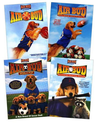Air Bud - Movie Collection (4 Pack) (Boxset) DVD Movie