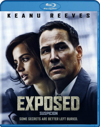 Exposed(Blu-ray)(Bilingual) BLU-RAY Movie