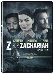 Z For Zachariah (Bilingual)