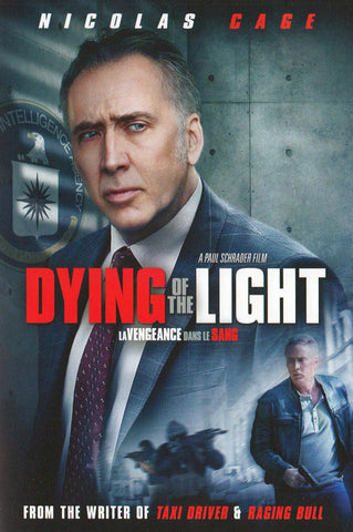Dying of the Light (Bilingual) DVD Movie