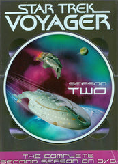 Star Trek Voyager - The Complete Second Season (Boxset)