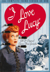 I Love Lucy - The Complete Third Season (3) (Boxset)