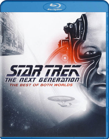 Star Trek - The Next Generation -The Best of Both Worlds (Blu-ray) BLU-RAY Movie