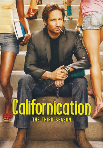 Californication - Season 3 (Boxset) DVD Movie