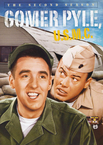 Gomer Pyle - U.S.M.C. - The Second Season (Keepcase) (Boxset) DVD Movie