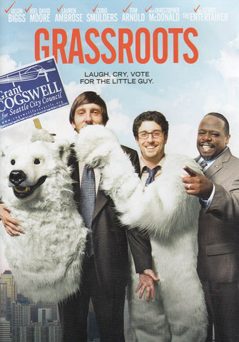 Grassroots (CA Version) DVD Movie