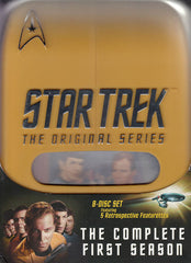 Star Trek - The Original Series - The Complete First Season (Boxset)