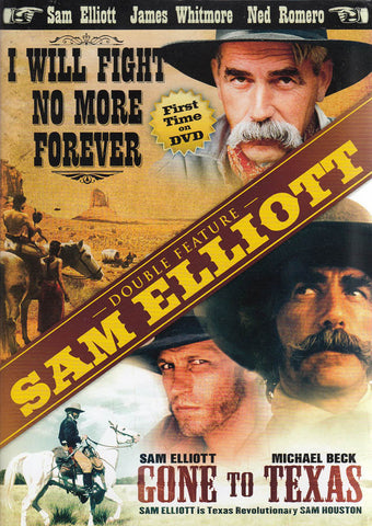 I Will Fight No More Forever / Gone to Texas DVD Movie