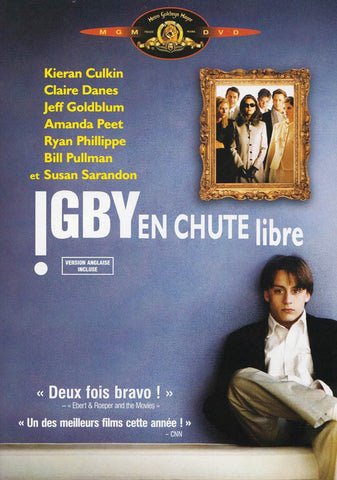 Igby En Chute Libre (MGM) (Bilingual) DVD Movie