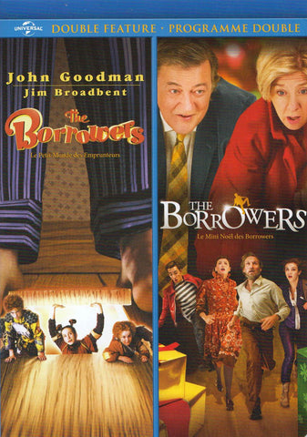 The Borrowers (Double Feature) (Bilingual) DVD Movie