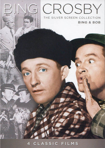 Bing Crosby - The Silver Screen Collection (4 Classic Films) DVD Movie