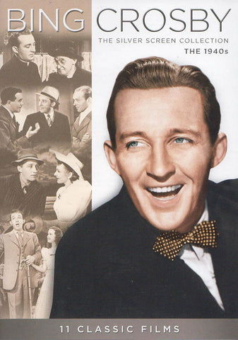 Bing Crosby - The Silver Screen Collection (The 1940s) (11 Classic Films) DVD Movie