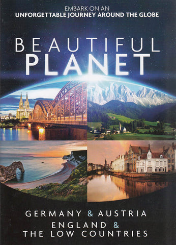 Beautiful Planet - Germany, Austria, England and The Low Countries DVD Movie