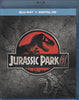 Jurassic Park III (Blu-ray) BLU-RAY Movie