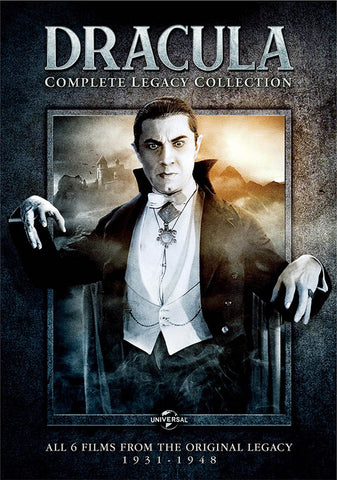 Dracula - Complete Legacy Collection DVD Movie