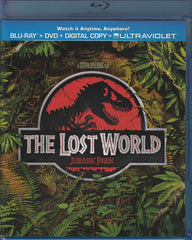 The Lost World - Jurassic Park (Blu-ray + DVD + Digital Copy)