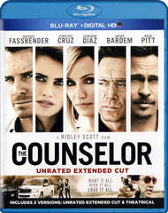 The Counselor (Unrated Extended Cut) (Blu-ray + Digital Copy) (Blu-ray)