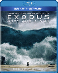Exodus - Gods and Kings (Blu-ray + Digital Copy) (Blu-ray)