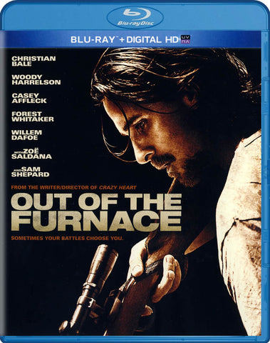 Out of the Furnace (Blu-ray + Digital HD) (Blu-ray) BLU-RAY Movie