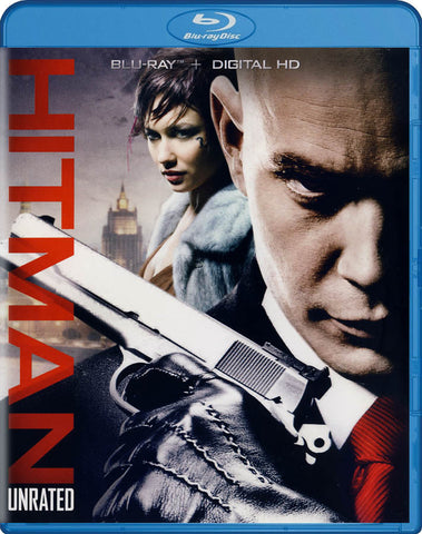 Hitman - Unrated (Blu-ray + Digital HD) (Blu-ray) BLU-RAY Movie