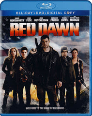 Red Dawn (Blu-ray + DVD + Digital Copy) (Blu-ray)