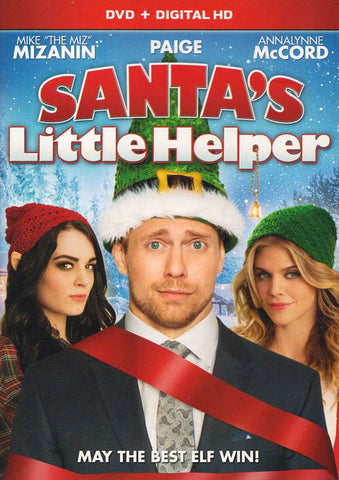 Santa's Little Helper DVD Movie