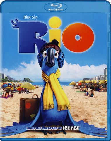Rio (Blu-ray) BLU-RAY Movie