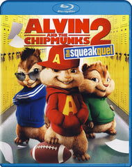 Alvin and the Chipmunks 2 - The Squeakquel (Blu-ray)