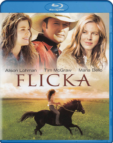 Flicka (Blu-ray) BLU-RAY Movie