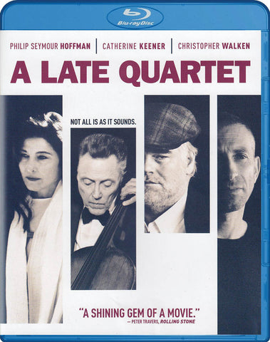 A Late Quartet (Blu-ray) BLU-RAY Movie