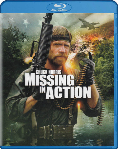 Missing in Action (Blu-ray) BLU-RAY Movie