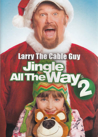 Jingle All the Way 2 DVD Movie