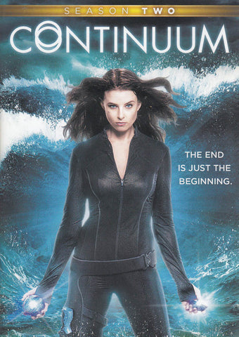 Continuum - Season 2 DVD Movie