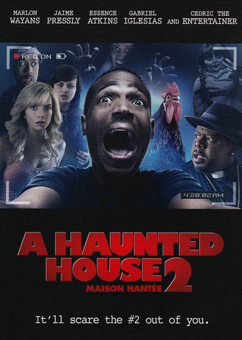 A Haunted House 2 (Bilingual) DVD Movie