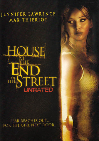 House at the End of the Street (Unrated) (Bilingual) DVD Movie